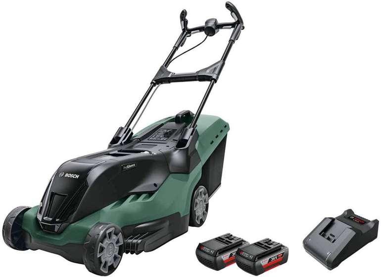 Bosch Akku-Rasenmäher AdvancedRotak 36-660 für 385,99€ inkl. Versand (statt 443€)