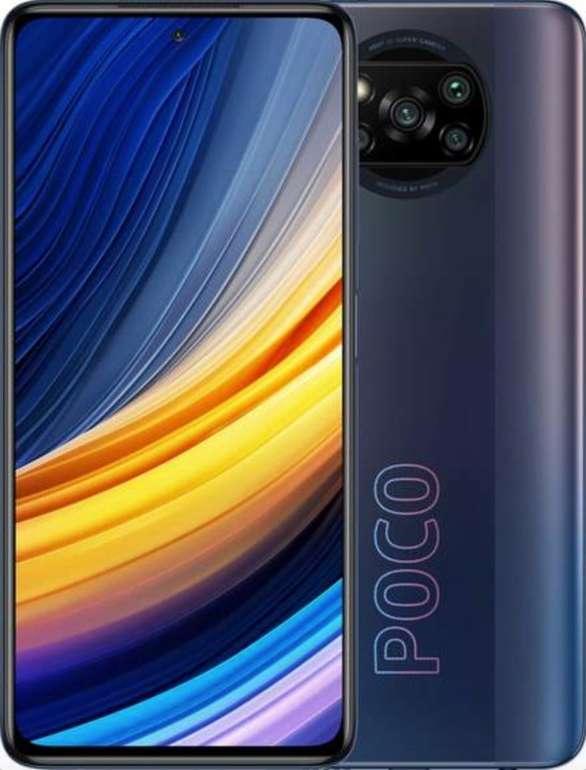 Xiaomi Poco X3 Pro mit 128GB (19€) + crash Allnet Flat (7GB LTE, Allnet- & SMS-Flat) für 12,99€ mtl.