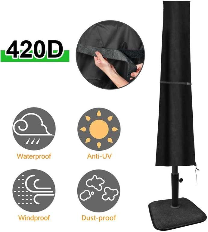 Tvird Sonnenschirm Schutzhülle (190 x 30 x 50 cm) für 9,79€ inkl. Prime Versand (statt 14€)