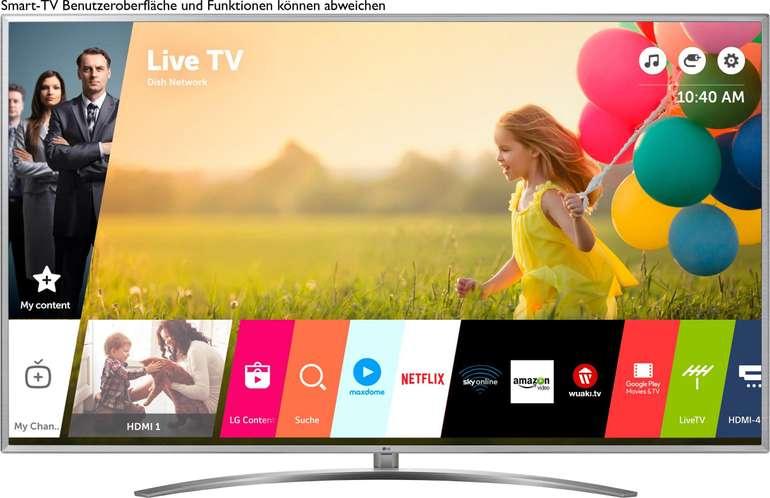 LG 75UM7600PLB LCD-LED Fernseher