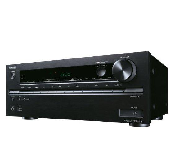 Onkyo TX-NR646 – 7.2 Kanal Netzwerk-AV-Receiver für 279€ (statt 349€)