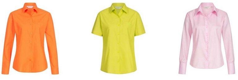 RUSSELL Damen- & Herren Hemden 2