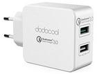 dodocool - 2-Port USB Ladegerät mit Quick Charge für 8,39€ inkl. Prime Versand