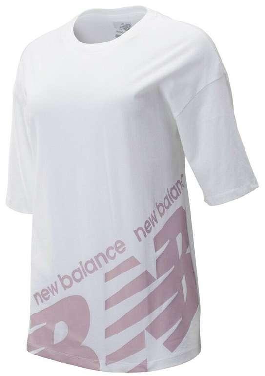 New Balance Damen T-Shirt 'Boyfriend T' für 21,55€ (statt 30€)