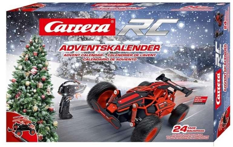 Carrera RC Adventskalender 2,4 GHz Buggy für 25,99€inkl. Prime Versand (statt 36€)