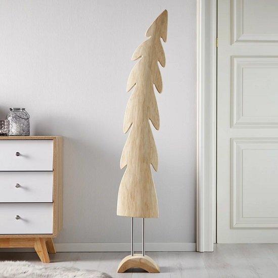 Bessagi Home Dekobaum Lotta aus Eiche (Höhe ca. 135 cm) für 47,88€