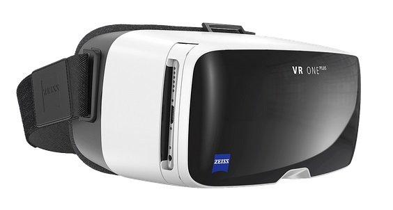 Zeiss VR One Plus (Weiß) Virtual Reality Brille für 17€ inkl. VSK