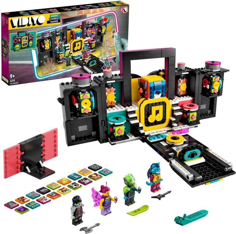 Lego Vidiyo - The Boombox (43115) für 38,98€ inkl. Versand (statt 54€)