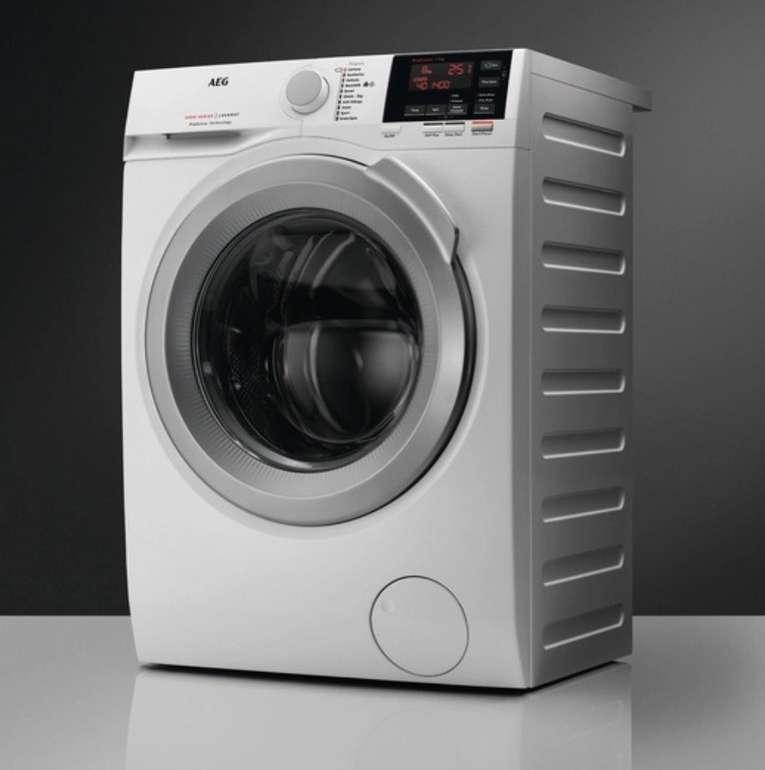 AEG L6FB647FH - 7kg Waschmaschine (A+++, 1400 U/min, Schontrommel, Aquastop) für 477€ (statt 568€)