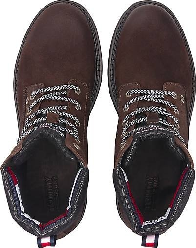 Tommy Jeans Lace Up Schnür-Boots