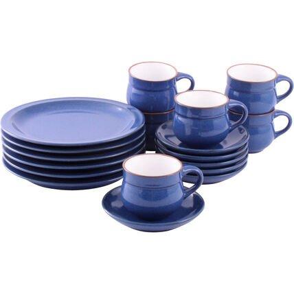 Friesland Geschirr-Sets Ammerland Blue für 79,99€ (statt 99€)