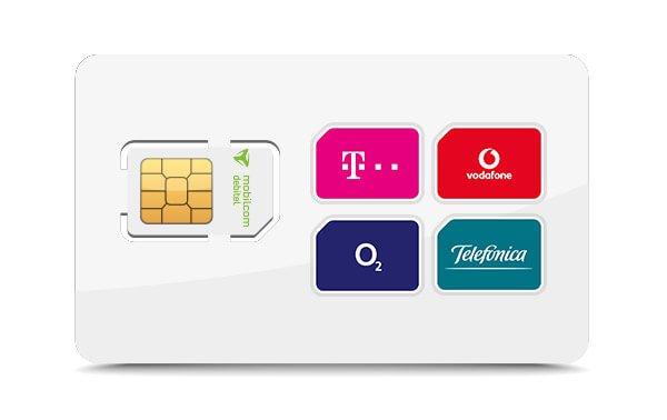 mobilcom SIM-only Tarife: z.B. Vodafone Flat + 6GB LTE für 11,99€ mtl. / Telekom 8GB LTE nur 16,99€ mtl.