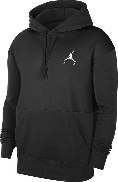 Jordan Jumpman Air Fleece Herren Hoodie in Schwarz für 42,96€ inkl. Versand (statt 50€)