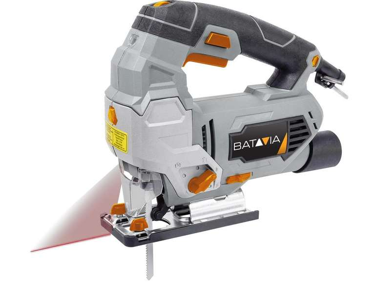 Batavia Maxxseries Stichsäge (800 Watt) für 30,90€ inkl. Versand (statt 60€)
