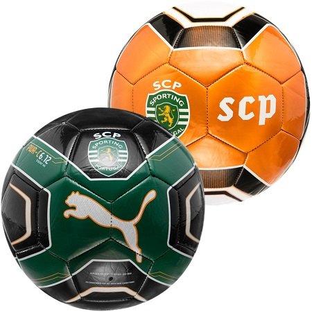 Puma Sporting Lissabon PowerCat Graphic Fußball in Gr. 5 für 3,33€ zzgl. VSK