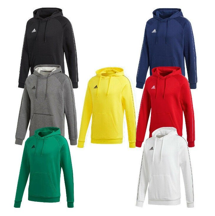 Adidas Core 18 Herren Hoody in 7 Farben für 19,96€ inkl. Versand (statt 24€)