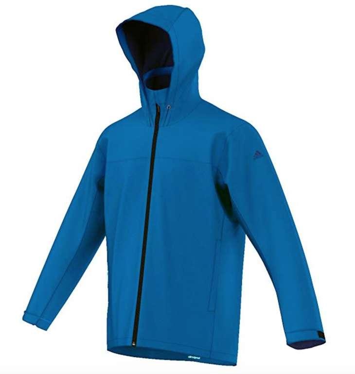 Adidas Climaproof Jacket Solid Color - Herren Outdoor Jacke (Größe 46 und 50) für 19,99€ (statt 36€)