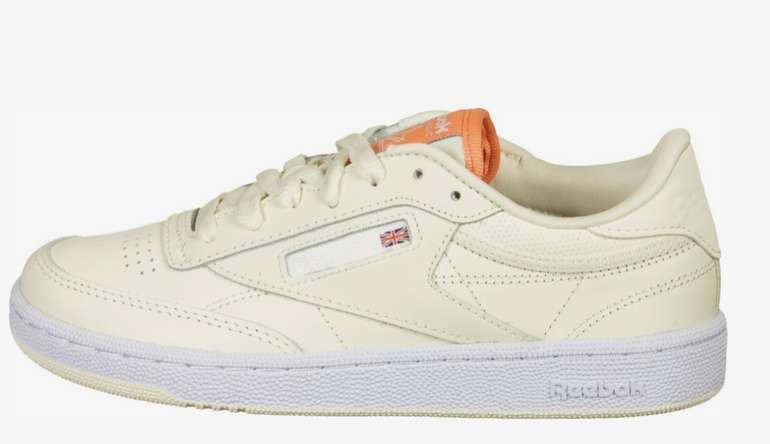"Reebok Club C 85 Damen Sneaker in ""Apricot"" für 27,96€ inkl. Versand (statt 60€)"