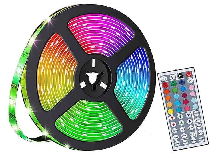 Vingo 10 Meter LED Strip (IP65 Wasserdicht, 12V, 300 LED's) für 11,95€ inkl. Versand (statt 23€)
