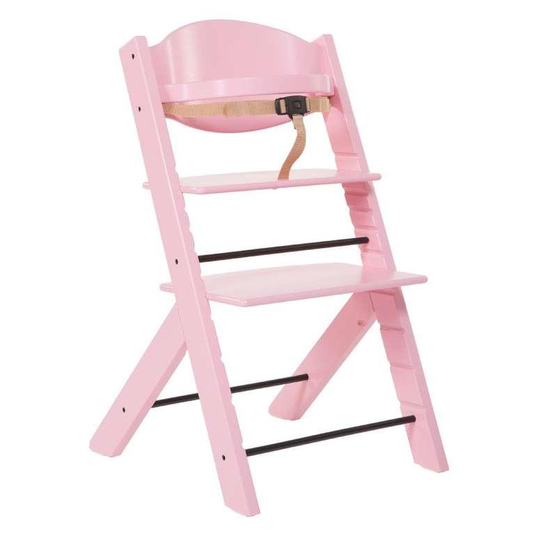 Treppy Hochstuhl in rosa für 91,84€ inkl. Versand (statt 105€)