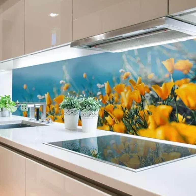 Lieblingsfoto: 68% Rabatt auf Küchen-Fototapete - z.B. Format 100x50cm für 11,18€ zzgl. Versand (statt 35€)