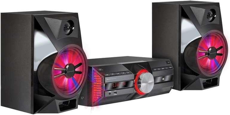 Mac Audio MPS 701 Stereoanlage mit DAB+ & Bluetooh für 119,90€ (statt 129€)