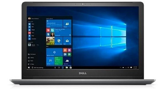 Dell Vostro 5568 Business Notebook mit i5, 1TB HDD, Full HD & Win10 für 560,90€