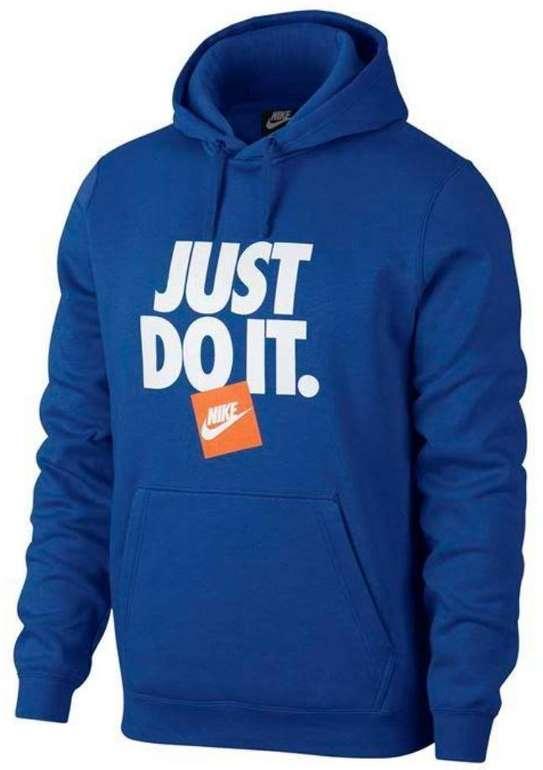 Nike JDI Hoodie FLC (nur Größe S und M) für 24,25€ inkl. Versand (statt 42€)
