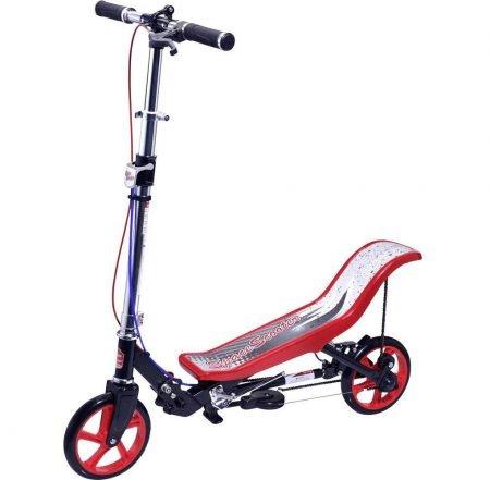 Space Scooter Deluxe X 590 (Rot/Schwarz) für 110,30€ inkl. VSK (statt 124€)