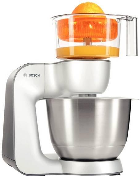 Bosch MUM54251 Küchenmaschine Styline, 900W für 179€ inkl. Versand (statt 248€)