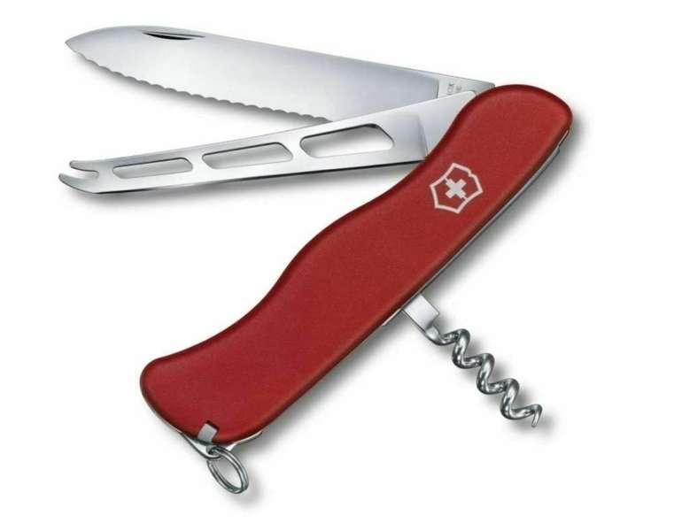 Victorinox Schweizer-Käse-Messer 0.8833.W (6 Funktionen) für 25€ inkl. Versand (statt 31€)