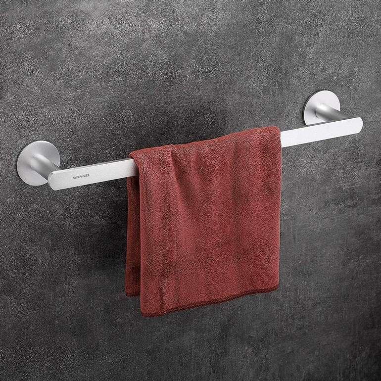 Wangel Handtuchstange (ohne Bohren) für 11,89€ inkl. Prime Versand (statt 17€)