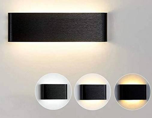 Wolketon Wandleuchten (14W - 36W) in versch. Farben ab 20,99€ inkl. Versand