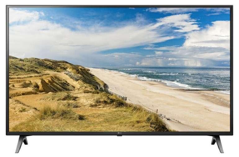 LG 60UM71007LB - 60 Zoll UHD 4K Smart TV mit webOS 4 für 548,51€ (statt 599€)