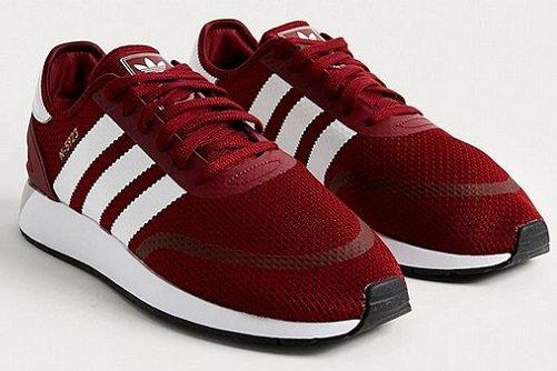 Vorbei! adidas N-5923 Burgunderrot Herren Sneaker für 27,30€ (statt 55€)