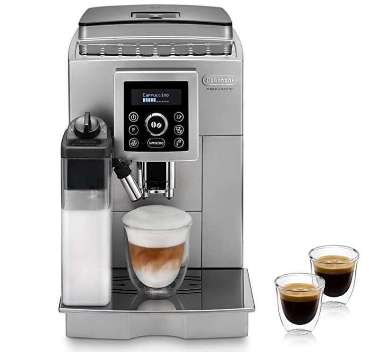 DeLonghi ECAM 23.466.S Kaffeevollautomat für 343,99€ inkl. Versand (statt 425€)