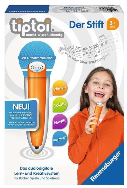 Ravensburger tiptoi - Der Stift mit Aufnahmefunktion für 19,99€ inkl. Versand (statt 33€)