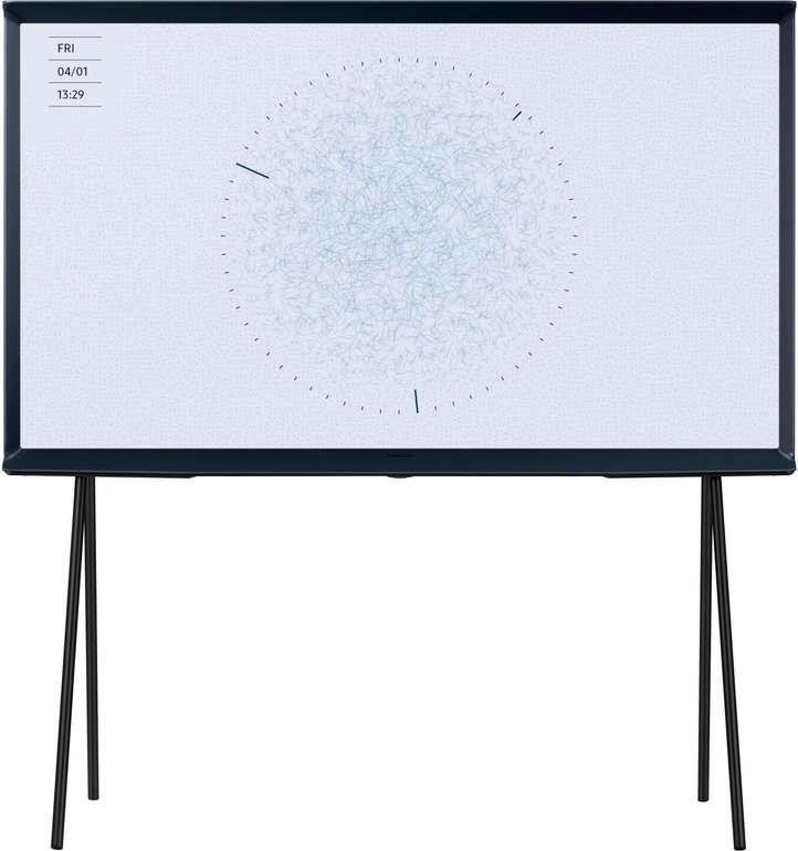 "Samsung The Serif QE-LS01RB - 55"" Smart TV (4K QLED, Rebenfuß) für 719€ inkl. Versand (statt 1.309€)"