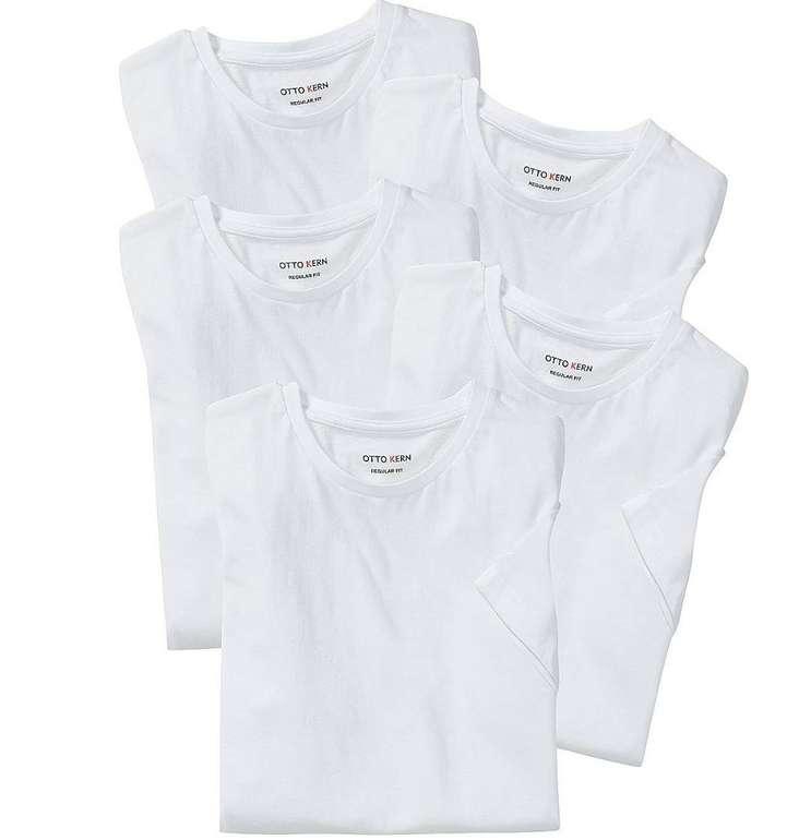 5er Pack Otto Kern T-Shirts mit Rundhals oder V-Neck für 31,99€ inkl. Versand + Gratis Bernwald Fernglas!