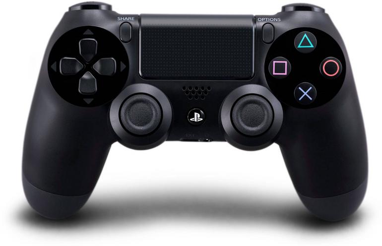 Sony PS4 Dualshock 4 V2 Controller schwarz für 29€ (statt 45€)