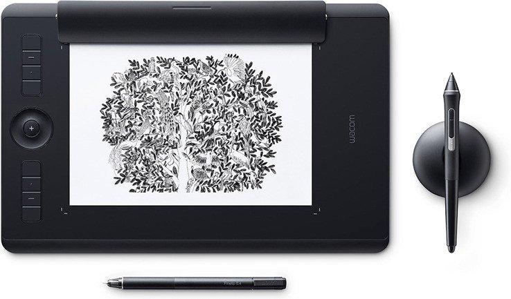 """Wacom 5,8"""" Grafiktablet Intuos Pro Paper Edition Medium für 289€ inkl. Versand"""