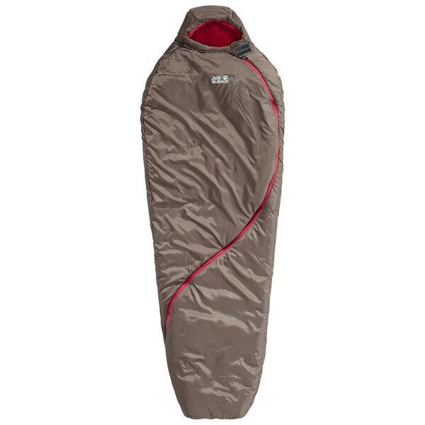 Jack Wolfskin Smoozip - 7 Women Kunstfaserschlafsack für 67,90€ (statt 85€)