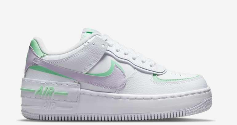 """Nike Air Force 1 Shadow in """"Lilac-Grey"""" für 87,99€ inkl. Versand (statt 110€)"""