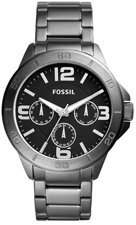 Fossil Herrenuhr Modern Century in grau (BQ2297) für 56€ inkl. Versand (statt 123€)