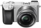 Sony Alpha 6300 Systemkamera mit 16-50mm Objektiv (24,2 Megapixel, 4K) für 666€