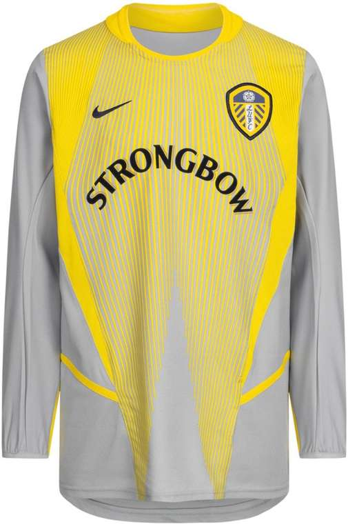 Leeds United FC Nike Kinder Torwarttrikot für 7,28€ inkl. Versand (statt 12€)