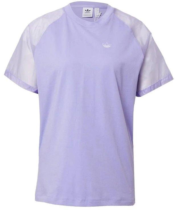Adidas Originals T-Shirt in Helllila für 8,95€ inkl. Versand (statt 19€)