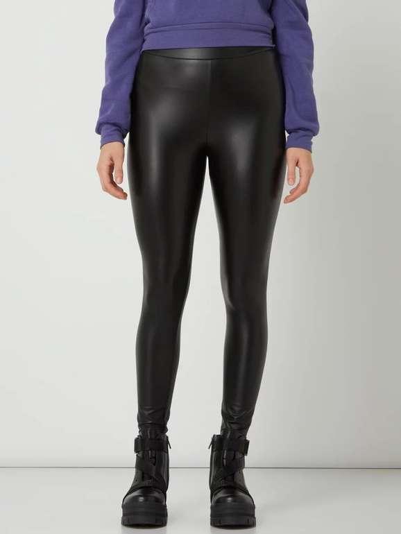 Review Damen Leggings in Leder-Optik für 17,49€ inkl. Versand (statt 25€)