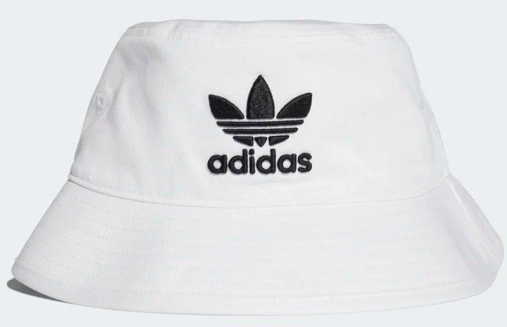 Adidas Originals Adicolor Stoffhut in Weiß für je 15,97€ inkl. Versand (statt 25€) - Creators Club