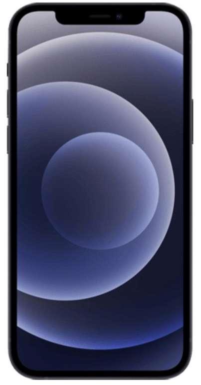 Apple iPhone 12 5G mit 64GB Speicher (99€) + o2 Free L Allnet & SMS-Flat mit 60GB LTE / 5G für 39,99€ mtl.
